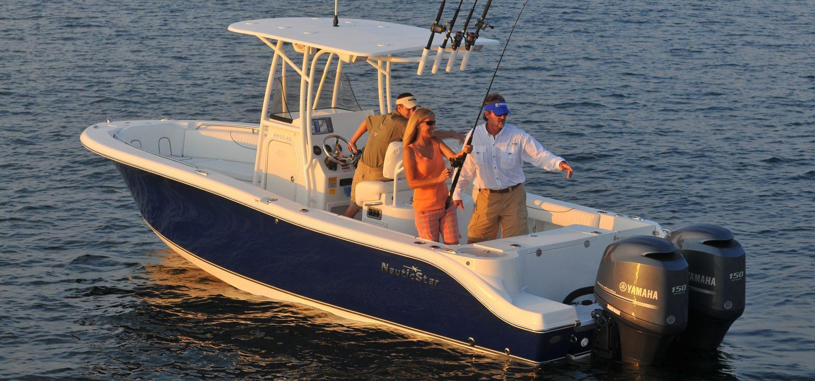 NauticStar Boats Image